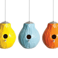 DRIP DROP BIRD HOUSES