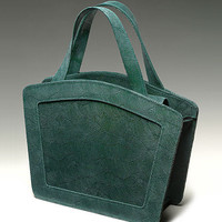 Cary by Michelle LaLonde: Leather Purse - Artful Home