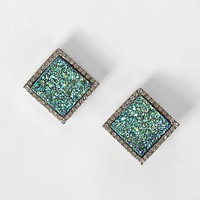 Daytrip Caviar Stone Earring - Women's Accessories | Buckle