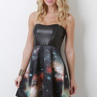 Starry Cluster Dress