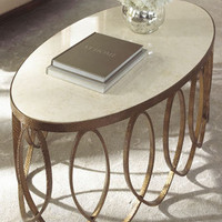 "Hotel Maison - ""Looped In"" Coffee Table - Horchow"