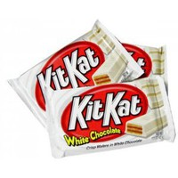 Kit Kat Bar - White Chocolate, 1.5 oz, 24 count: Amazon.com: Grocery & Gourmet Food