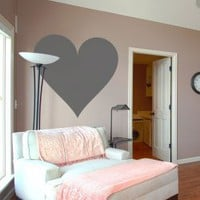 Deluxemodern Heart Wall Decal
