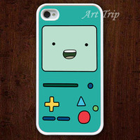 BMO Beemo iphone case, iphone case --  iPhone 4 Case, iphone 4s case