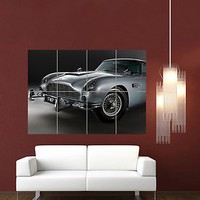 JAMES BOND ASTON MARTIN GIANT WALL ART PRINT POSTER PICTURE G991