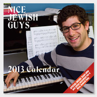 Nice Jewish Guys 2013 Calendar