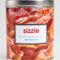Sizzle Bacon Scented Candle