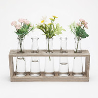 Laboratory Flower Vases