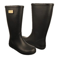 Women's Lamo  Lamo Rain Boot Tall Black Shoes.com