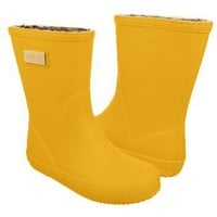 Women&#x27;s Lamo  Rain Boot Short Yellow Shoes.com