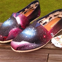 Custom Galaxy TOMS inspired by real astronomical images