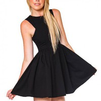 Sugar Sugar black dress  | Show Pony Fashion online shopping