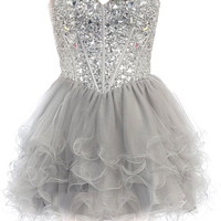 Diamond Fantasy Dress | Women's Dresses | RicketyRack.com