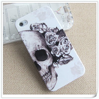 Skull Iphone 4/4S Case