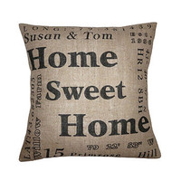 New Home Sweet Home Cushion