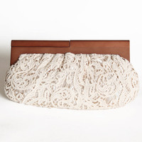 gwendolyn lace clutch - &amp;#36;36.99 : ShopRuche.com, Vintage Inspired Clothing, Affordable Clothes, Eco friendly Fashion