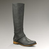 UGG?- Channing for Women | Rich Leather Boots at UGGAustralia.com