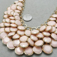 Bubble Statement Necklace Summer Je.. on Luulla