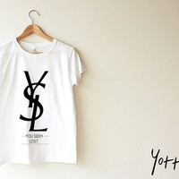 Unisex Tee - YSL You Seem Lost