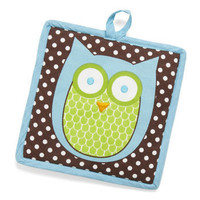 Cooking Owl Day Pot Holder | Mod Retro Vintage Kitchen | ModCloth.com