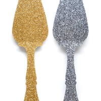 Glitter Tart Server | LEIF