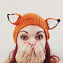 Fantastic Fox Hat