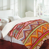DENY Designs Home Accessories | Lisa Argyropoulos Two Feathers Duvet Cover