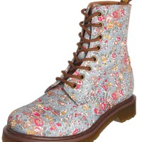 Amazon.com: Dr. Martens Page Folded Topline 8 Eye Boot: Shoes