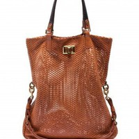 Reflex leather bag by LANVIN / Buy it now - Playwho.com
