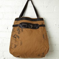 Free People Bradey Washed Tote
