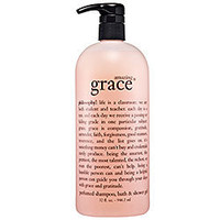 Sephora: Philosophy Amazing Grace Shampoo, Bath and Shower Gel Luxury Size: Bath & Shower Gel