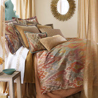 Dransfield &amp; Ross - &quot;Aurora&quot; Bed Linens - Horchow