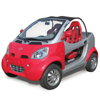 The 4,000 Watt Roadster - Hammacher Schlemmer