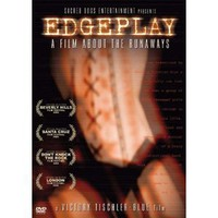 Amazon.com: Edgeplay - A Film About The Runaways: Lita Ford, Kim Fowley, Cherie Currie, Joan Jett, Suzi Quatro, Sandy West (III), Victory Tischler-Blue: Movies & TV