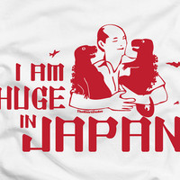 I&#x27;m Huge in Japan  funny cool big dork college by TheShirtDudes