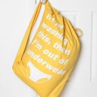 UrbanOutfitters.com &gt; Drawstring Laundry Bag