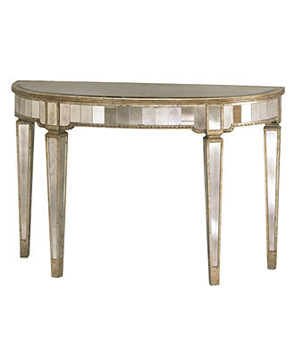 Marais Table Mirrored Accent Table From Macy 39 S Home