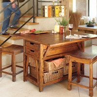 Artist's Workshop Furniture Collection - Islands - Kitchen - Furniture - NapaStyle