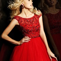 Sherri Hill 2814 Cocktail Dress