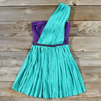 Icicle Creek Party Dress, Sweet Women&#x27;s Bohemian