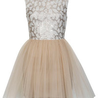 Petites Lace Tutu Dress - Going Out