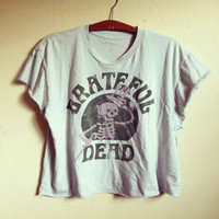 Grateful Dead Crop shirt