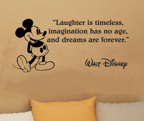 walt disney mickey mouse laughter is from kisvinyl on etsy