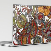 Feather Heaven Laptop & iPad Skin by Valentina Ramos | Society6