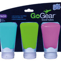 Go Gear 3 pack 3oz