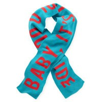 kate spade | womens scarves and hats - kate spade big apple baby its cold scarf