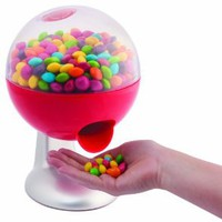 Treatball Small Red - Touch Activated Candy Dispenser: Amazon.com: Kitchen &amp; Dining