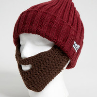 Knit Hat With Removable Beard | Beardo Hat | fredflare.com