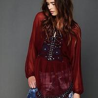 Free People Indie Goddess Tunic