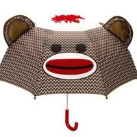 Sock Monkey Umbrella - Whimsical &amp; Unique Gift Ideas for the Coolest Gift Givers